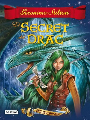cover image of El secret del drac