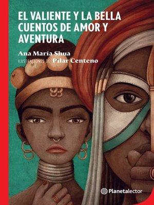 cover image of El valiente y la bella