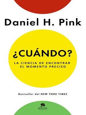 cover image of ¿Cuándo?
