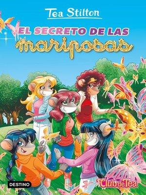 cover image of El secreto de las mariposas