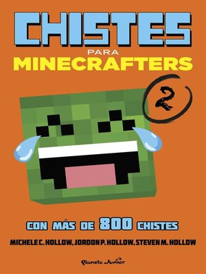 cover image of Minecraft. Chistes para minecrafters 2