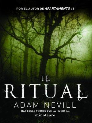 cover image of El ritual