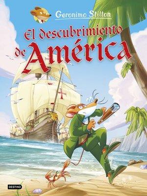 cover image of El descubrimiento de América