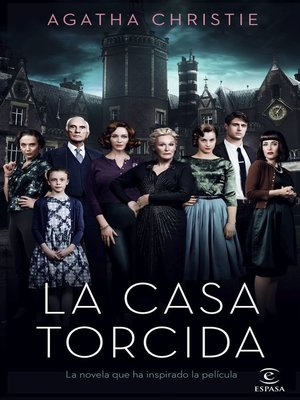 cover image of La casa torcida