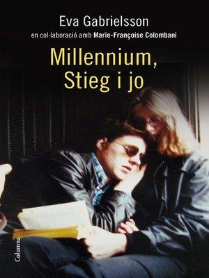 cover image of Millennium, Stieg i jo