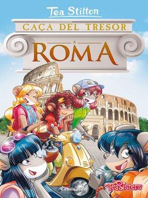 cover image of Caça del tresor a Roma