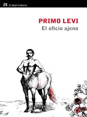 cover image of Oficio ajeno
