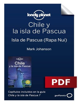 cover image of Chile y la isla de Pascua 7_11. Isla de Pascua (Rapa Nui)