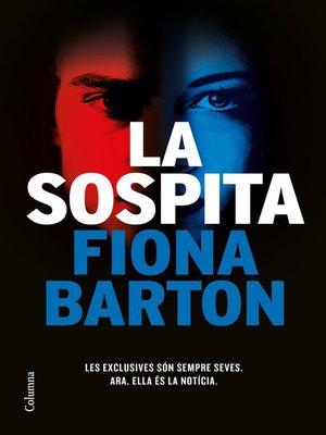 cover image of La sospita