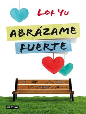 cover image of Abrázame fuerte
