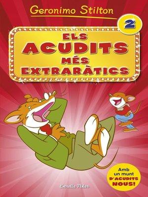 cover image of Els acudits més extraràtics 2