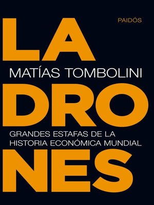 cover image of Ladrones