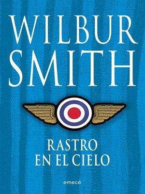 cover image of Rastro en el cielo