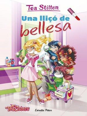 cover image of Una lliçó de bellesa