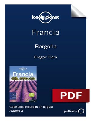 cover image of Francia 8_10. Borgoña
