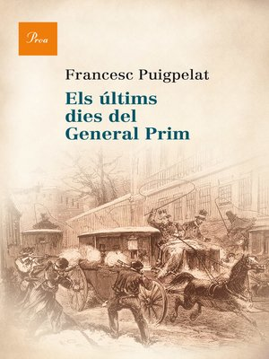 cover image of Els últims dies del general Prim