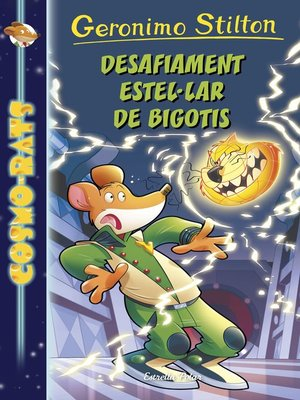 cover image of Desafiament estel·lar de bigotis