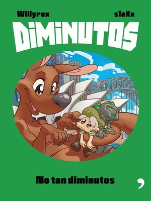 cover image of No tan diminutos