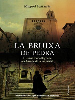 cover image of La bruixa de pedra