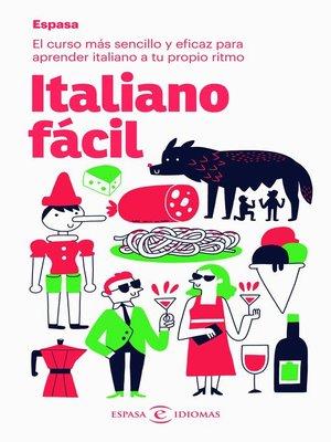 cover image of Italiano fácil