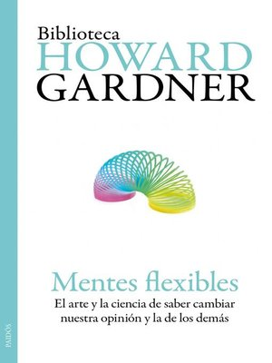 cover image of Mentes flexibles