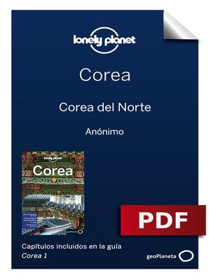cover image of Corea 1_12. Corea del Norte
