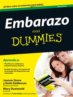 cover image of Embarazo Para Dummies
