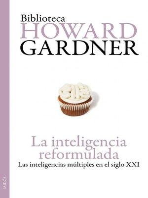 cover image of La inteligencia reformulada