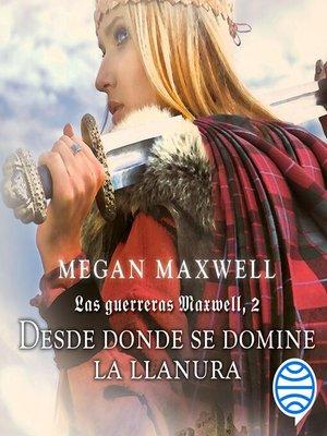 cover image of Desde donde se domine la llanura