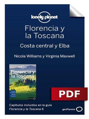 cover image of Florencia y la Toscana 6. Costa central y Elba