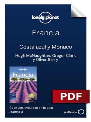 cover image of Francia 8_21. Costa azul y Mónaco