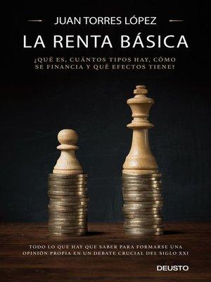cover image of La renta básica