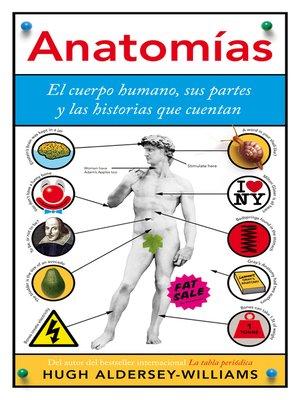 cover image of Anatomías