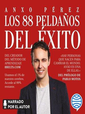 cover image of Los 88 peldaños del éxito