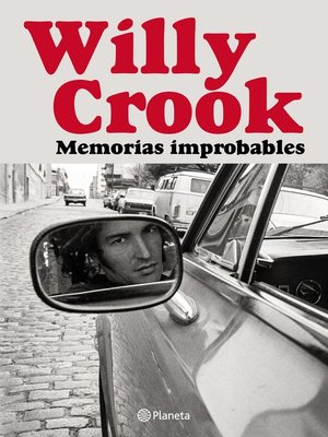 cover image of Memorias improbables