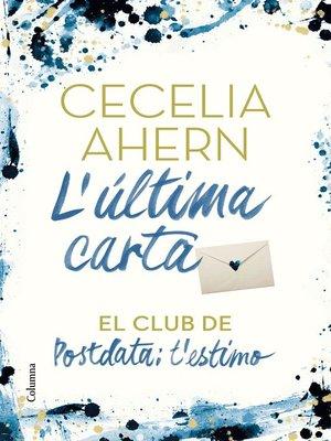 cover image of L'última carta