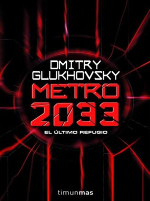 cover image of Metro 2033