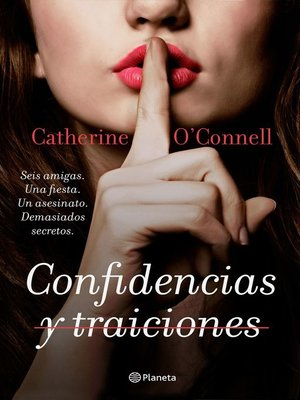 cover image of Confidencias y traiciones