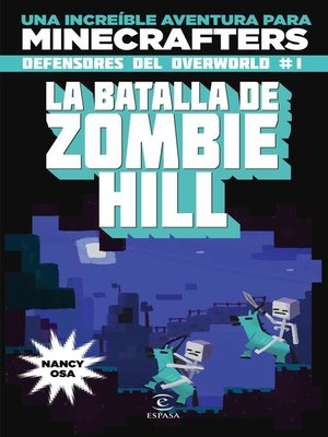 cover image of Minecraft. La batalla de Zombie Hill