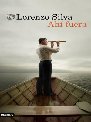 cover image of Ahí fuera
