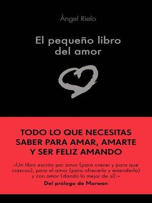cover image of El pequeño libro del amor