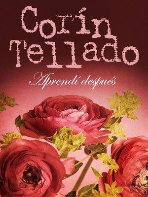 cover image of Aprendí después