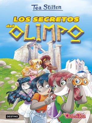 cover image of Los secretos del Olimpo
