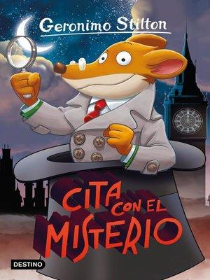 cover image of Cita con el misterio