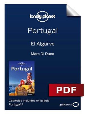 cover image of Portugal 7. El Algarve