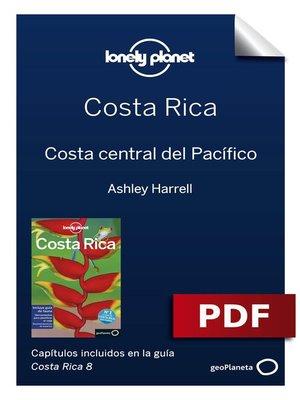 cover image of Costa Rica 8_8. Costa central del Pacífico