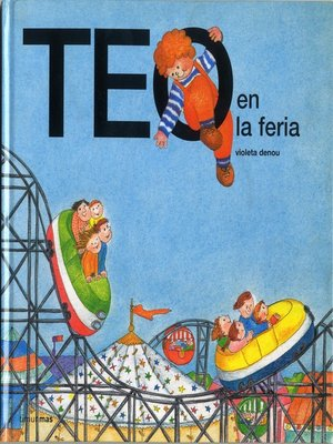 cover image of Teo en la feria