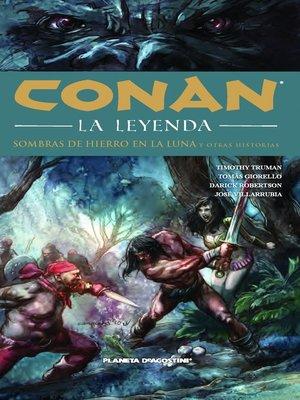 cover image of Conan la leyenda nº 10/12