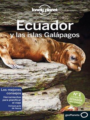 cover image of Ecuador y las islas Galápagos 7