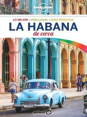 cover image of La Habana De cerca 1
